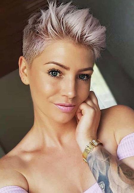 Pixie Hair Short Miley