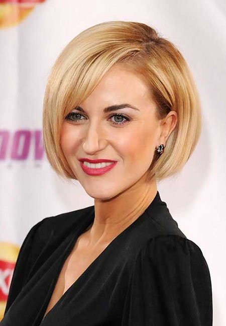 Hair Short Bob Female