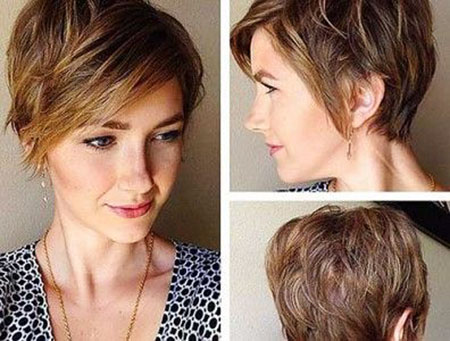 Short Pixie Hair Age