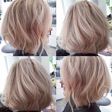 Bob Women Hair Bronde