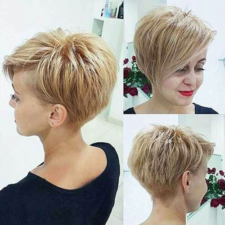 Pixie Fine Short Choppy