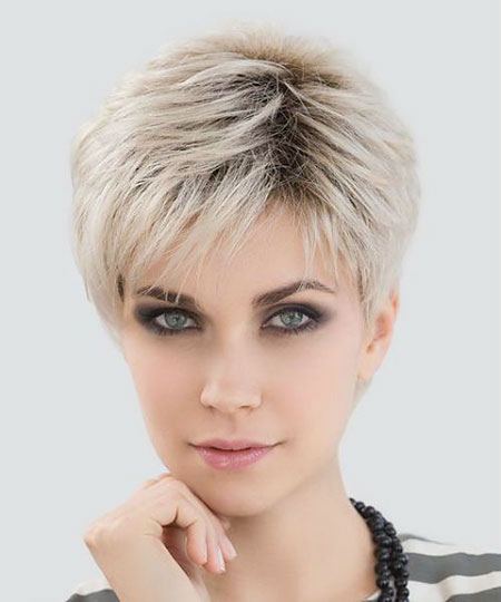 Pixie Short Modern Hair