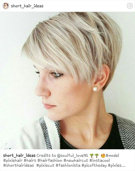 Pixie Thin Cute Hair