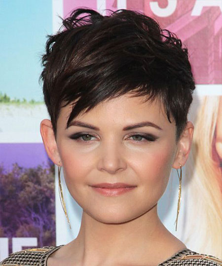 Ginnifer Goodwin Pixie Cut, Pixie Short Goodwin Ginnifer