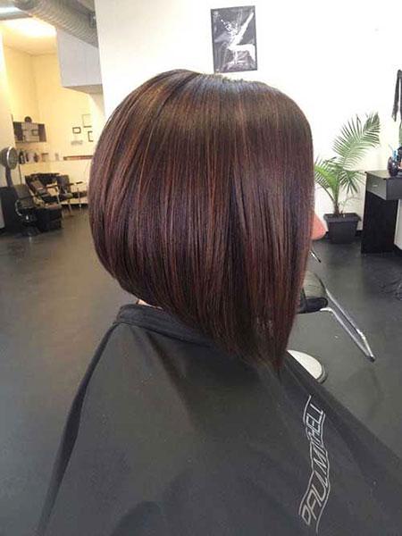 Bob Hair Line Burgundy