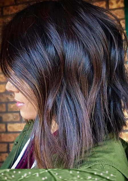 Hair Color Chocolate Dark