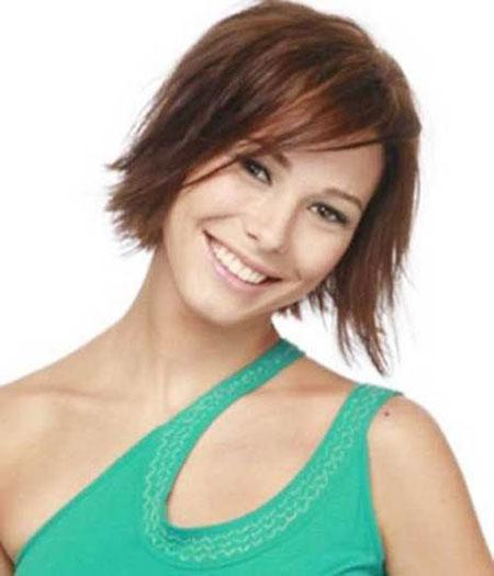 Kurzhaarfrisuren für Haare