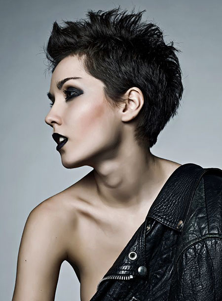 Hair Short Pixie 2013