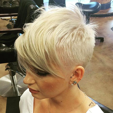 Pixie Fine Blonde Voluminous