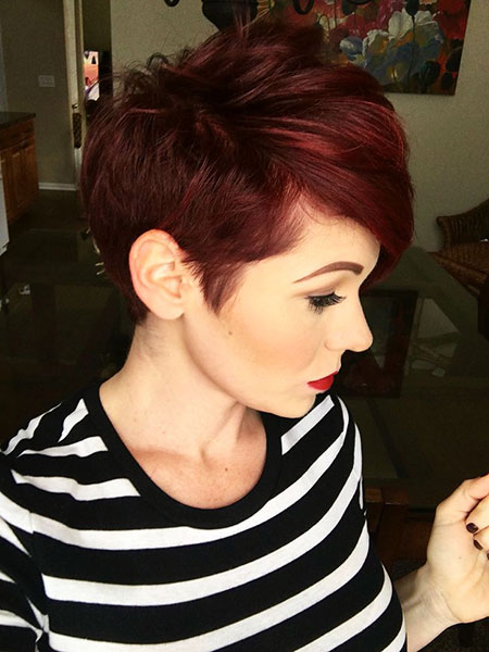 28 Red Hair Color For Short Hair Short Hairstyles