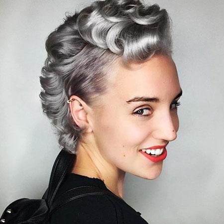 Classy Curls, Wavy Pixie Hairtyles Hair