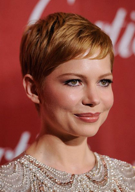Copper Pixie Hair, Pixie Short Hair Baby