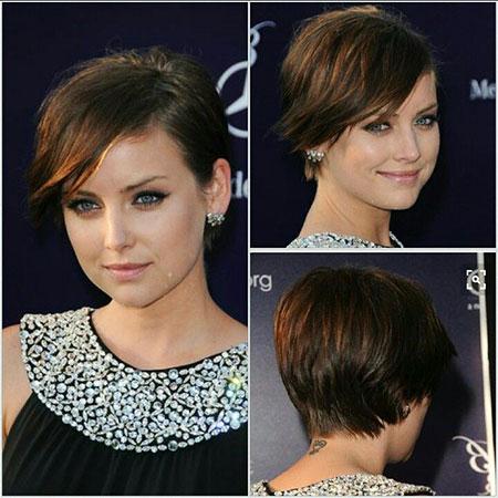 Feines Haar länger Pixie, Pixie Hair Short Bob