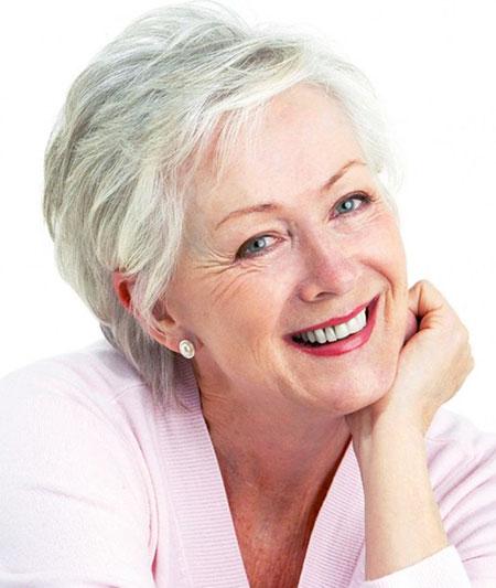Pixie Short Older Women