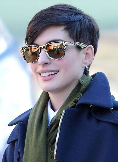 Pixie Cropped Easiest Sunglasses
