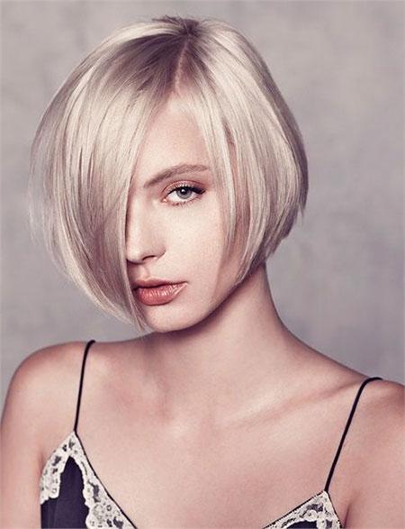 Hair Bob Modern Blonde