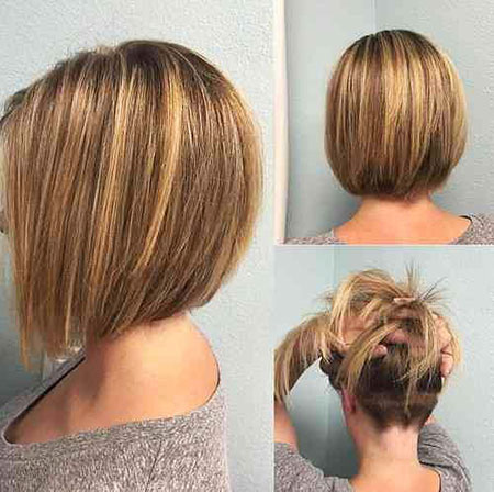 Bob Length Short Chin