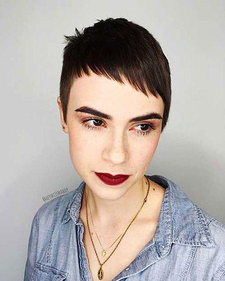 Pixie Short Hair 2017
