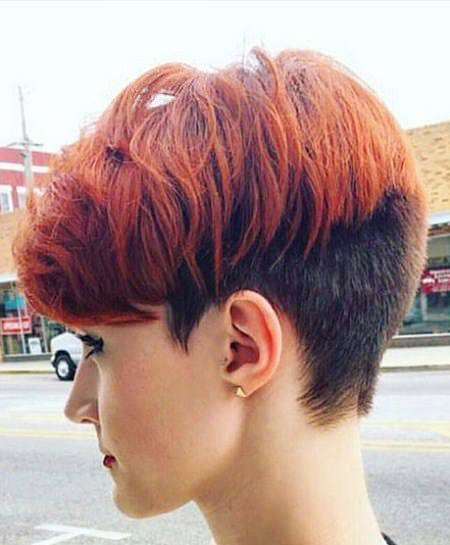 Pixie Short Hair Haircuts