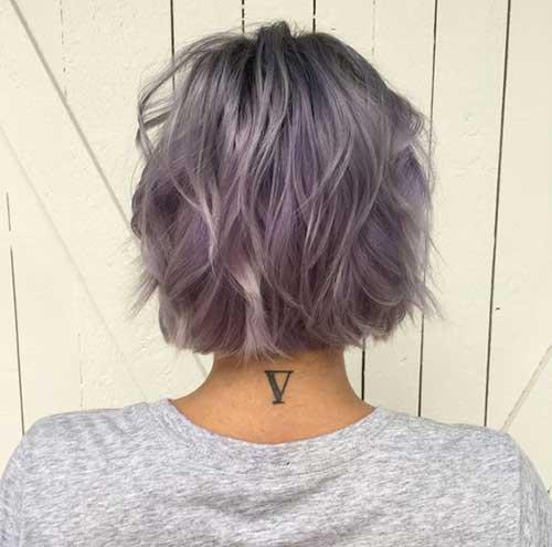 Different Short Hair Colors