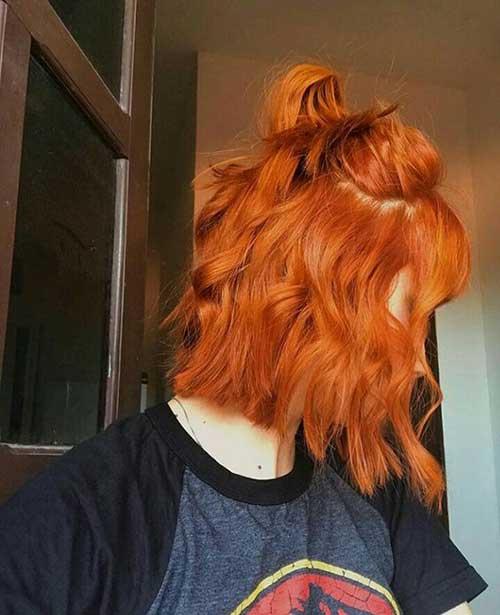 Short Hair Colors 2018