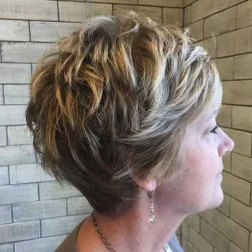 Short Haircuts Older Women | Short Hairstyles & Haircuts | 2019 - 2020