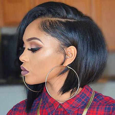 Short Haircuts for Black Women - 15-