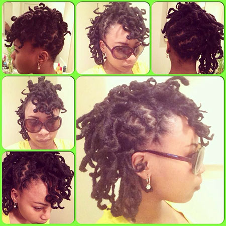 Short Haircuts for Black Women - 16-