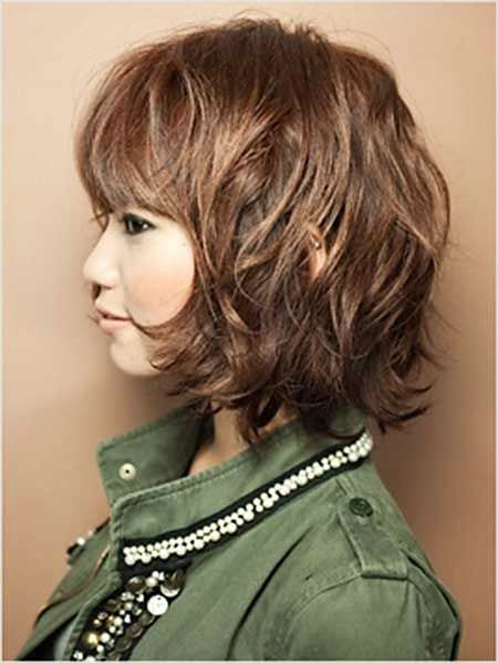 Short Hairstyles with Bangs - 17-
