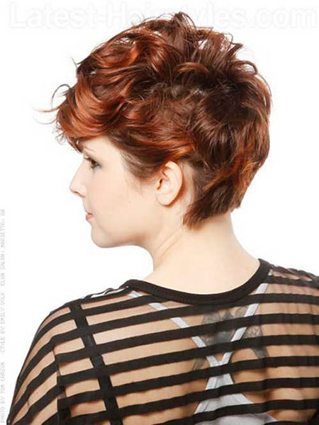 Short Curly Hairstyles - 19-