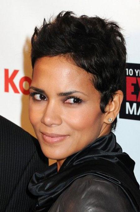 40+ Super Short Haircuts for Black Women | Short ...