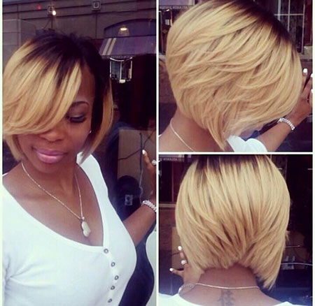 Short Haircuts for Black Women - 23-