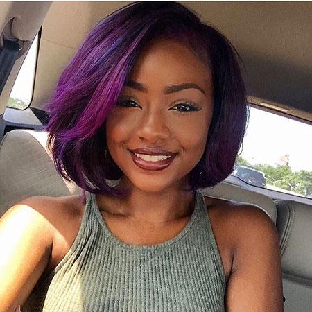 Short Haircuts for Black Women - 26-