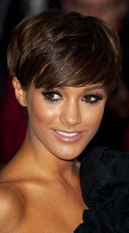 40 Super Short Hairstyles With Bangs Short Hairstyles