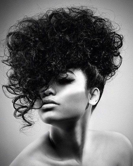 Short Curly Hairstyles - 31-