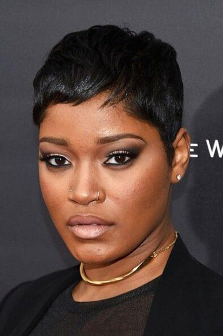 Short Haircuts for Black Women - 31-