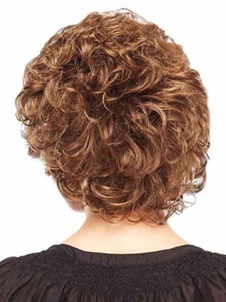 Short Curly Hairstyles - 32-