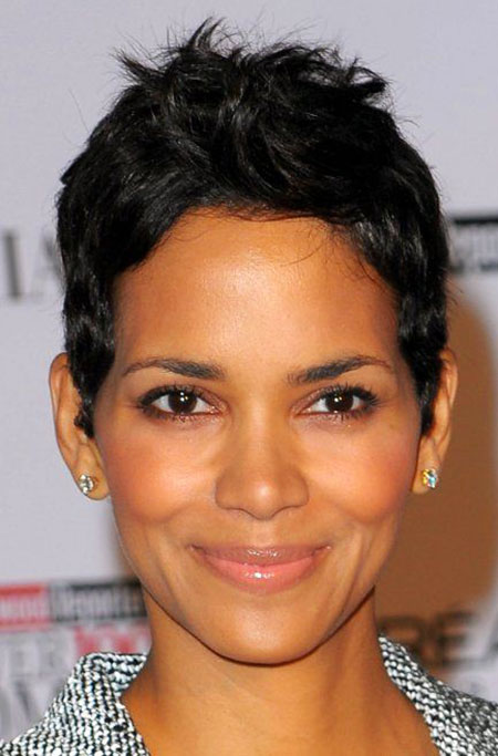 Short Haircuts for Black Women - 39-