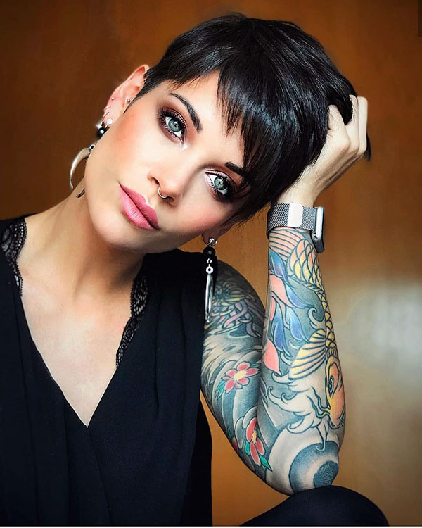 65 New Pixie Haircut Ideas For 2019 Short Hairstyles