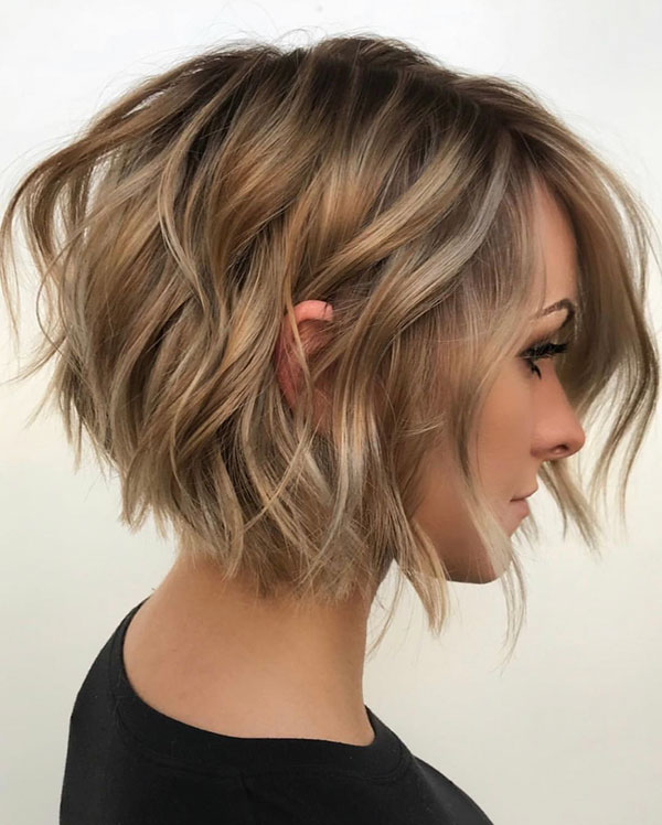 60 New Best Short Layered Hairstyles | Short Hairstyles & Haircuts ...