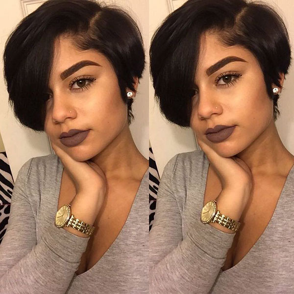 65 Best Short Hairstyles For Black Women In 2019 Short Hairstyles Haircuts 2019 2020