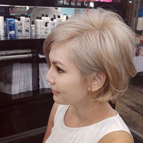 Cute Short Asian Hair