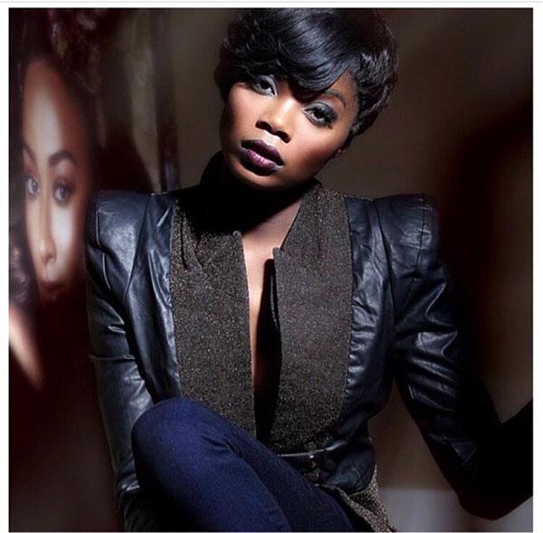 Frisuren für schwarze Frauen mit kurzen Haaren