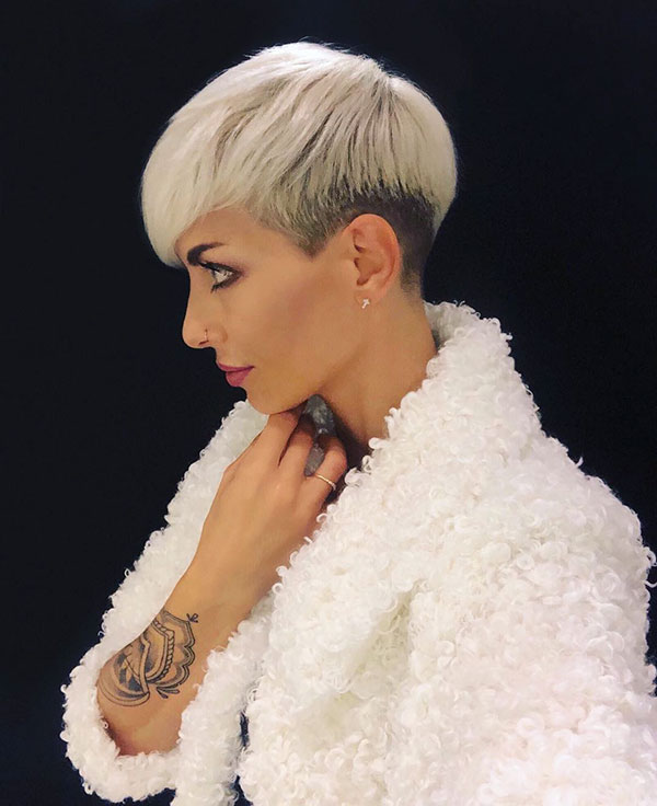 65+ New Pixie Haircut Ideas for 2019