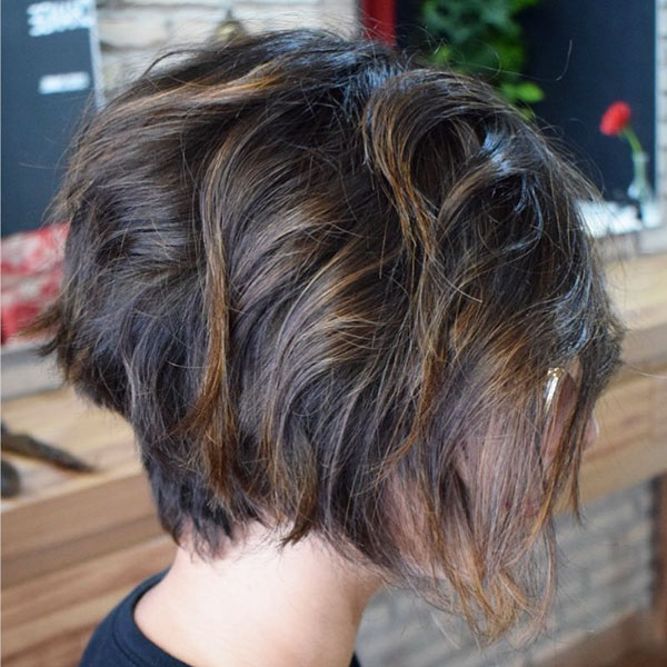 Pics Of Short Layered Haircuts