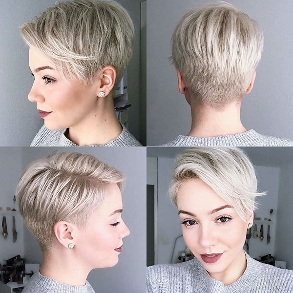 Long Pixie Cut Styles