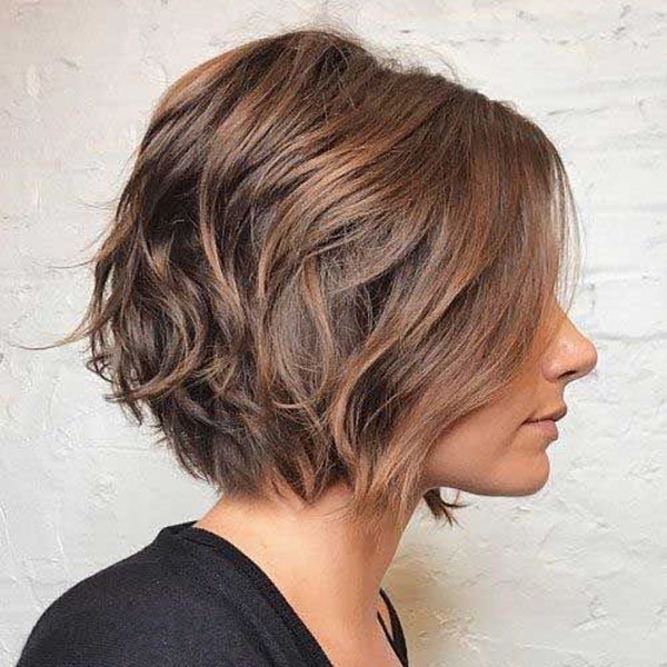 Super Short Layered Haircuts