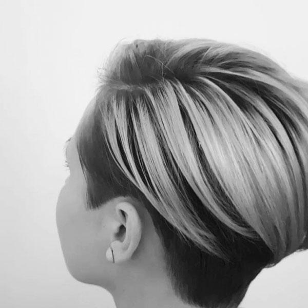 Short Straight Hair Styles