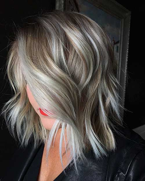 Women Short Blonde Hairstyles