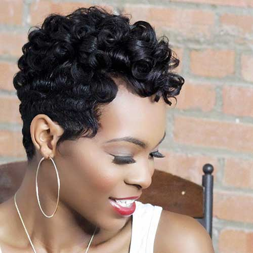 Cute Hair Cut For Black Women